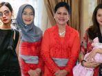 Foto Gista Putri Pakai Daster Saat Dijenguk Iriana Jokowi, Istri Wishnutama Tetap Cantik & Sederhana