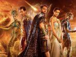 Sinopsis Gods of Egypt, Pemberontakan Budak pada Penguasa Takhta Mesir Kuno, Malam Ini di TransTV