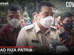 Wagub Riza Patria Ingin Pemuda Kolaborasi Tangani Dampak Pandemi Covid-19