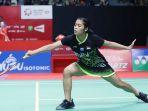 Hasil Thailand Open 2021: Hanya Butuh 20 Menit, Gregoria Mariska Tunjung Gasak Wakil Tuan Rumah