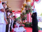 Jatim Jadi Contoh Pengendalian Covid-19 Nasional, Gubernur Khofifah: Ini Kado Tercetar di HUT Ke-75