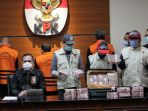 KPK Konfrontir Gubernur Nurdin Abdullah dengan 2 Tersangka Suap Proyek di Sulsel