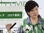Gubernur Koike: Jangan Masuk Tokyo ya! Osaka Terinfeksi Naik Terus Tertinggi 1209 Orang