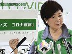 Gubernur Tokyo Jepang Mulai Keras Menindak Pelanggar Deklarasi Darurat Covid-19