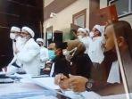 CEK Fakta Rizieq Shihab Sebut 2 Pejabat Pemerintah Tolak Kepulangannya ke Indonesia