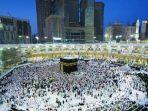 Hari Ini Jemaah Haji Wukuf di Arafah, Khotbah Diterjemahkan Dalam 10 Bahasa