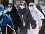 Untuk Pertama Kalinya, Polisi Wanita Amankan Jalannya Ibadah Haji di Mekkah