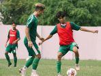 LINK Nonton di HP, Live Streaming Madura United vs Persebaya Piala Menpora 2021 di Indosiar