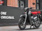 Harga Honda Super Cub C125 Terbaru di Indonesia, Motor Legendaris dengan Desain Retro