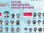 Menteri Kesehatan Dijadwalkan Buka Acara Health Technology Solutions 2021