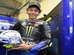 Valentino Rossi Turun Balapan Akhir Pekan Ini, Curi Start?
