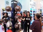 Tak Hanya Hadirkan Kuliner Enak, Pekan Raya Indonesia 2016 Juga Pamerkan Helm-helm Keren