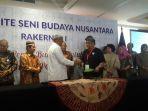 KSBN-Pemkot Tidore Tandatangani Mou Ekspedisi Magelhaens Akan Mendarat di Tidore