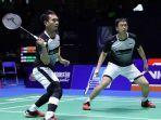 Hendra Setiawan/Mohammad Ahsan Jinakkan Wakil Inggris Melenggang ke Semifinal