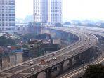 Sempat Ditutup, Kini Jalan Layang Tol Jakarta Arah Cikampek Kembali Dibuka