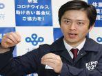 Gubernur Osaka Jepang: Jangan Mengandalkan Bukti Tes Covid-19 Negatif dari Negara Lain