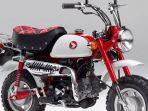 Banderol Honda Monkey 2019 Sekarang Kurang dari Rp 50 Juta