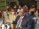 Korban UU ITE Curhat ke Menko Polhukam Mahfud MD dan Hotman Paris