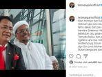 Ini Alasan Hotman Paris Tidak Bersedia Jadi Pengacara Rizieq Shihab