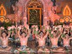 Malam Puncak HUT Kota Tabanan ke 525 Berlangsung Meriah