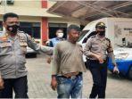 Seorang Ibu di Palembang Berpapasan dengan Pembunuh Suaminya di Pasar, Langsung Teriak