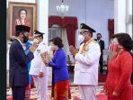 Presiden Jokowi Lantik Gubernur Beserta Wakil Gubernur Kaltara dan Sulut