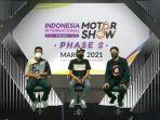 Tim Antasena ITS Diajak Pamerkan Mobil Hidrogen di IIMS Hybrid 2021