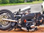 Kecelakaan Tunggal, Seorang Pengendara Motor Meninggal Dunia