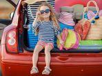 6 Tips Liburan Bersama Anak di Masa Pandemi: Jangan Lupa Ganti Masker dan Penutup Wajah