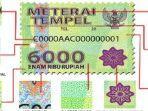 Pemerintah Beberkan 7 Latar Belakang Kenaikan Bea Meterai Jadi Rp 10.000