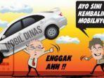 Disebut Belum Kembalikan Mobil Dinas, Apa Kata Mantan Sekda Kota Palembang?