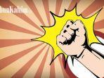 Tak Mau Siswanya Terlihat Bodoh, Guru di OKI Hajar Muridnya, Korban juga Di-bully Teman Sekolah