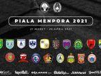 Penerapan Prokes Piala Menpora 2021 Diapresiasi, Tak Ada Laporan Infeksi Covid-19 Hingga Saat Ini