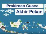 INFO Cuaca BMKG Besok Sabtu 1 Mei 2021: Waspada 17 Daerah Berpotensi Hujan Lebat