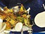 Jasindo Cairkan Pembayaran Klaim Asuransi Satelit Palapa N1 yang Gagal Mengorbit