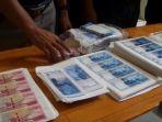 Pasutri Residivis Kasus Narkotika, Ditangkap karena Edarkan Uang Palsu di Samarinda