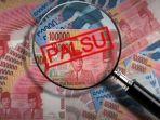 Pasar Agung Sukmajaya Heboh, Ada Pembeli Tertangkap Basah Belanja Pakai Uang Palsu