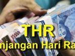 Presiden Jokowi: THR Bagi PNS serta TNI-Polri Dibayarkan Mulai H-10 Idul Fitri