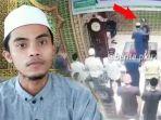 Viral Video Imam Masjid di Pekanbaru Ditampar Saat Pimpin Salat Subuh, Berikut Pengakuan Sang Imam
