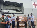Indonesia Kembali Terima Bantuan Peralatan Medis dari Yayasan Temasek, Singapura
