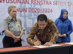 Penandatanganan Perjanjian Kinerja, Komitmen Bersama Capai Tujuan Organisasi