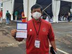 Indra Sjafri Apresiasi Gerak Cepat Menpora Zainudin Amali Terkait Vaksinasi Kepada Atlet