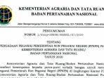 Lowongan Kementerian Agraria dan Tata Ruang Ditutup Pukul 16.00 WIB, Segera Unggah 6 Dokumen Ini