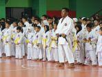 Inkanas DKI Jakarta Gelar Ujian Kenaikan Tingkat Karateka