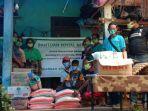 Insight Investment dan YIIM Bantu Korban Bencana Gempa Sulbar dan Erupsi Gunung Ile Lewotok