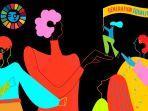 Jokowi Sebut Perempuan Punya Kesempatan Sama di Hari Perempuan Internasional 2021