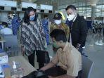 Komisi I DPR RI Nilai Vaksinasi Lanud Adisutjipto Jangkau Kebutuhan Vaksin Masyarakat