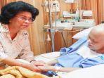Istri Indro Warkop Sampaikan Permintaan Khusus di Depan Istri Agum Gumelar