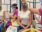 Ivanka Trump Unggah Foto Divaksinasi, Postingannya Justru Dibanjiri Penolakan dan Keraguan