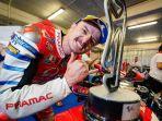 HASIL MotoGP Spanyol 2021 - Jack Miller Jadi Tercepat, Fabio Quartararo Gagal Finish 10 Besar